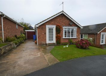 Thumbnail 2 bed bungalow for sale in Park Rise, Hunmanby, Filey
