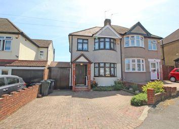 Thumbnail 3 bed semi-detached house for sale in Warren Road, Dartford