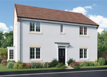 "Thumbnail 4 bed detached house for sale in ""Shenstone"" at Europa Way, Warwick"