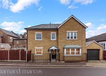 Thumbnail 4 bedroom detached house for sale in Brook Road, Surbiton