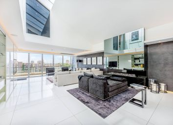Thumbnail 5 bed flat for sale in Chelsea Harbour, Chelsea, London
