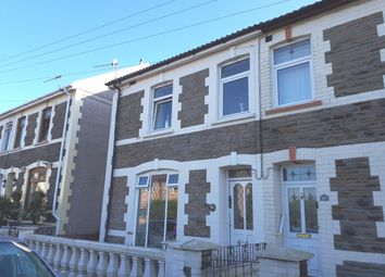 Thumbnail 2 bed property to rent in Pengam Road, Aberbargoed, Bargoed
