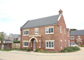 Thumbnail 4 bed detached house for sale in Clos Yr Hen Ysgol, Pontardawe, Swansea