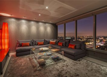 Thumbnail 4 bedroom flat for sale in Penthouse, Marylebone, London