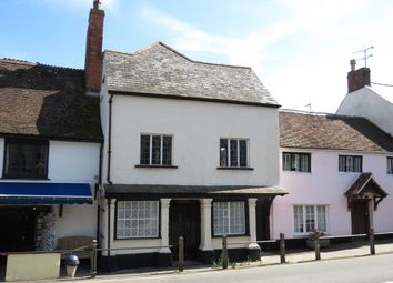 Thumbnail 4 bed terraced house for sale in High Street, Dunster, Minehead