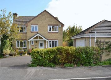 Thumbnail 4 bed detached house for sale in Faulkland View, Peasedown St John Village, Bath