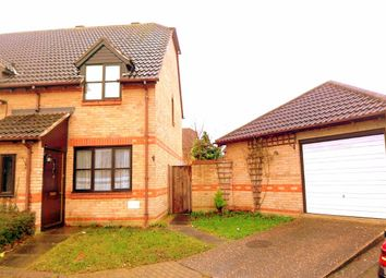 Thumbnail 2 bedroom detached house to rent in Pleshey Close, Shenley Church End, Milton Keynes