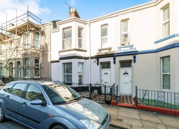 Thumbnail 4 bed terraced house for sale in Mildmay Street, Plymouth