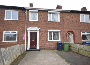 Thumbnail 2 bed terraced house to rent in St. Cuthberts Avenue, South Shields