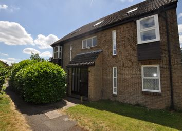 Thumbnail 1 bed maisonette to rent in Bradfield Close, Burpham, Guildford