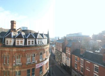 Thumbnail 1 bed flat to rent in Broad Street, Nottingham