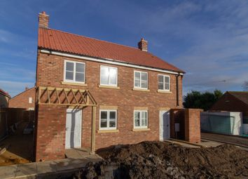 Thumbnail 3 bed semi-detached house for sale in Magdalen Road, Tilney St. Lawrence, King's Lynn
