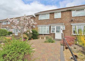 Thumbnail 3 bed end terrace house for sale in Ticonderoga Gardens, Southampton