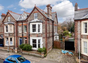 Thumbnail 6 bedroom semi-detached house for sale in Caius Terrace, Glisson Road, Cambridge
