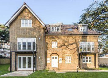 Thumbnail 1 bed flat to rent in The Maples, Upper Teddington Road, Hampton Wick, Kingston Upon Thames