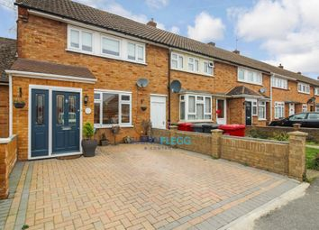 Thumbnail 2 bed end terrace house for sale in Ryvers School Catchment, Gosling Road, Langley.