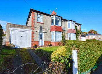 Thumbnail 3 bedroom semi-detached house to rent in Greensfield Avenue, Alnwick, Northumberland