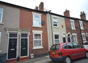 Thumbnail 2 bed terraced house to rent in Woolrich Street, Burslem, Stoke-On-Trent