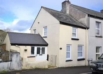 Thumbnail 1 bed end terrace house for sale in Zaggy Lane, Callington, Cornwall