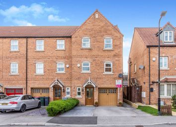 Thumbnail 4 bed end terrace house for sale in Countryside Way, Kilnhurst, Mexborough