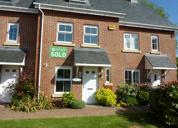 Thumbnail 3 bed terraced house to rent in Goldcrest Way, Four Marks, Alton