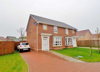 Thumbnail 3 bed semi-detached house for sale in Jasmine Avenue, Ballerup Village, East Kilbride