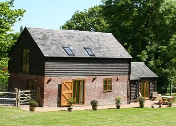 Thumbnail 3 bed barn conversion to rent in West Street Lane, Heathfield