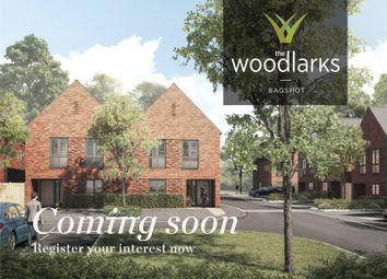 Plot C The Woodlarks, Bagshot GU19. 4 bed semi-detached house