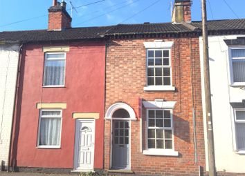 Thumbnail 2 bed terraced house for sale in Wood Street, Burton-On-Trent