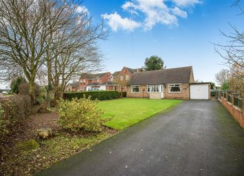 Thumbnail 2 bedroom detached bungalow for sale in Lawnwood Lane, Elkesley, Retford