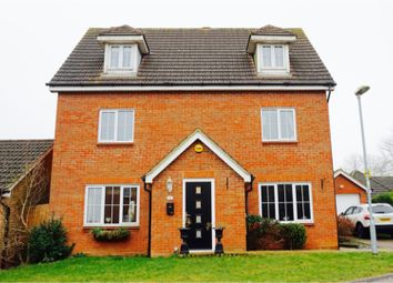Thumbnail 5 bed detached house for sale in Coneygate, Meppershall, Shefford