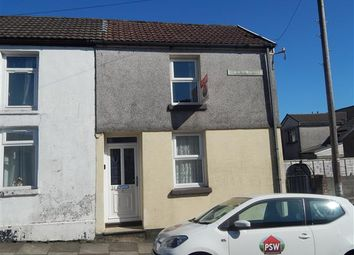 Thumbnail 2 bedroom end terrace house to rent in Victoria Street, Ystrad, Pentre