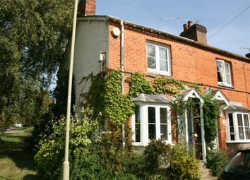 Thumbnail 2 bedroom end terrace house to rent in The Dean, Alresford, Hampshire