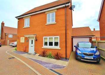 Thumbnail 3 bed detached house for sale in Dale Close, Anstey, Leicestershire