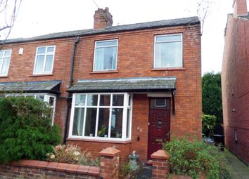 Thumbnail 3 bedroom semi-detached house for sale in Claremont Road, Stockport