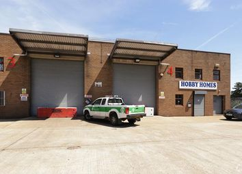 Thumbnail Light industrial to let in Industrial Estate, Thomas Road, London