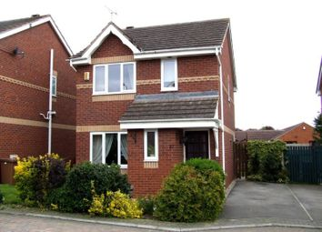 3 bed detached house for sale in The Leys, South Kirkby, Pontefract WF9