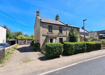 Thumbnail 4 bed detached house for sale in The Street, Yatton Keynell, Wiltshire