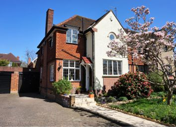 Thumbnail 4 bed semi-detached house for sale in Chiltern Avenue, Bushey