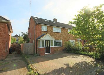 Thumbnail 4 bed semi-detached house to rent in South View Gardens, Andover, Hampshire