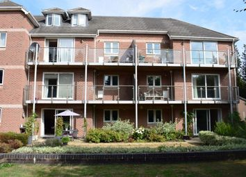 Thumbnail 2 bed flat for sale in Ward Close, Barwell, Leicester