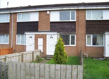 Thumbnail 2 bed terraced house to rent in Balmoral Close, Bedlington