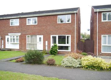 Thumbnail 2 Bed End Terrace House For Sale In Worthing Close Redesdale Park Wallsend