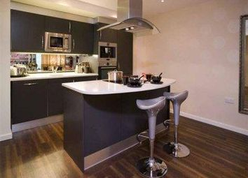 Thumbnail 2 bed flat for sale in Oxygen Building, 18 Western Gateway, Canary Wharf, London
