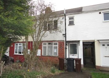 Thumbnail 3 bed terraced house for sale in Pond Grove, Parkfields, Wolverhampton
