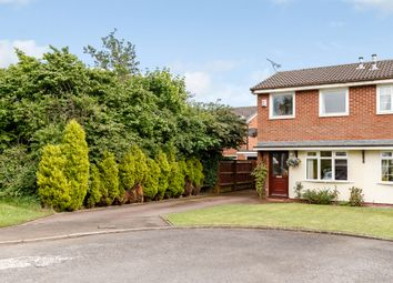 Thumbnail 2 bed semi-detached house for sale in Bleasdale Road, Crewe, Cheshire