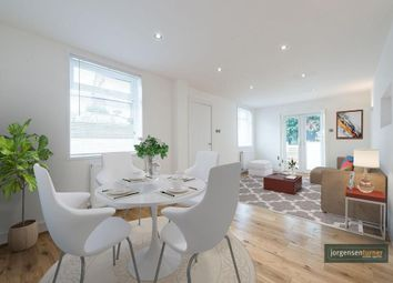Thumbnail 3 bedroom flat for sale in Victoria Road, London