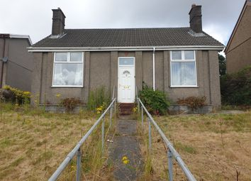 Thumbnail 2 bed detached bungalow for sale in Trewyddfa Road, Morriston, Swansea