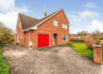 Thumbnail 4 bedroom detached house for sale in Holyrood Close, Trowbridge