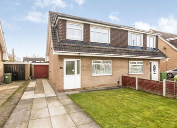 Thumbnail 3 bed semi-detached house for sale in Bowfell Close, Eaglescliffe, Stockton-On-Tees